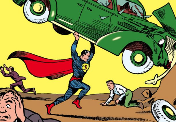 The Evolution of Superman's Powers