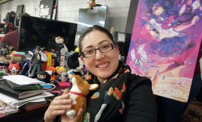 Loot Anime Q&A: Michelle Mauk