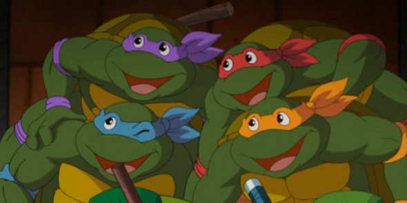 Origin Stories: Teenage Mutant Ninja Turtles!