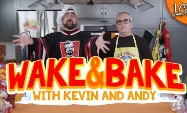 Announcing: Wake and Bake with Kevin Smith and Andy McElfresh!