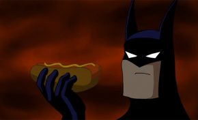 The Big Question: What Does Batman Eat?