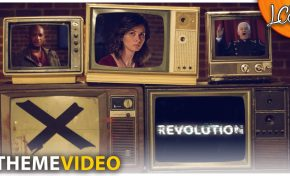 Behind the Scenes of the 'Revolution' Theme Video