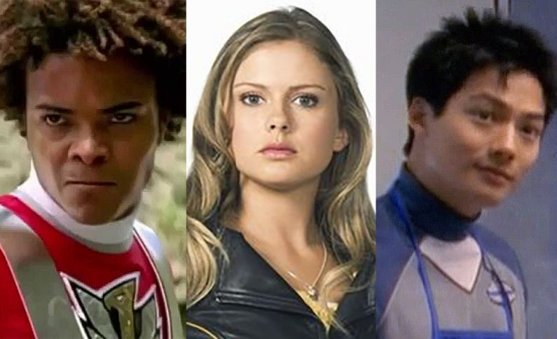 Flashback: Famous Faces in 'Power Rangers'