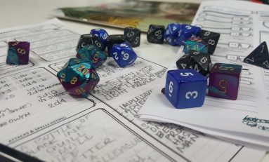 How to Build A Tabletop RPG Character