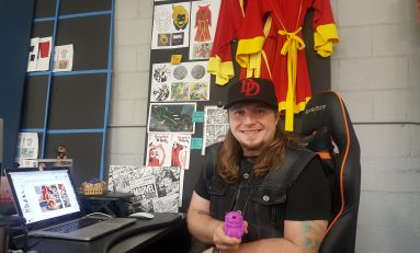 Marvel Gear and Goods Interview: Scott Wilger