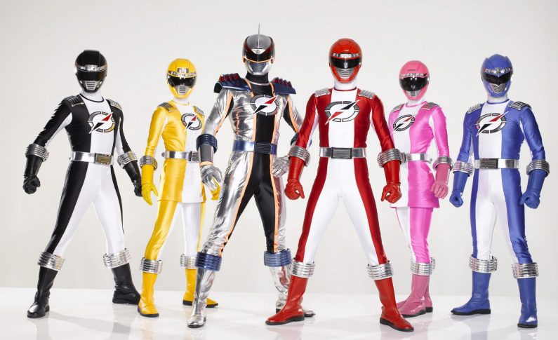 Friday Five: Top Five 'Power Rangers' Series