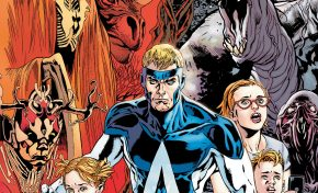 Who Is Animal Man?