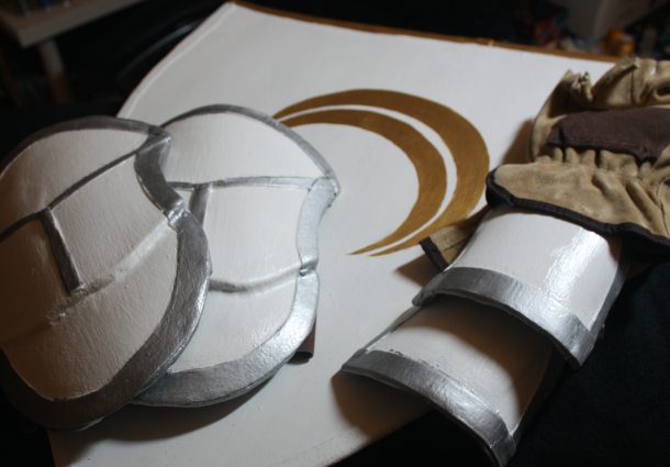 Building a Set of Cosplay Armor: A DIY Guide