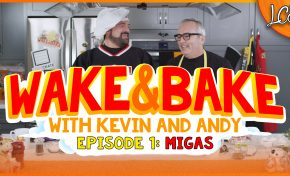 Wake and Bake with Kevin Smith and Andy McElfresh Ep 1: Migas