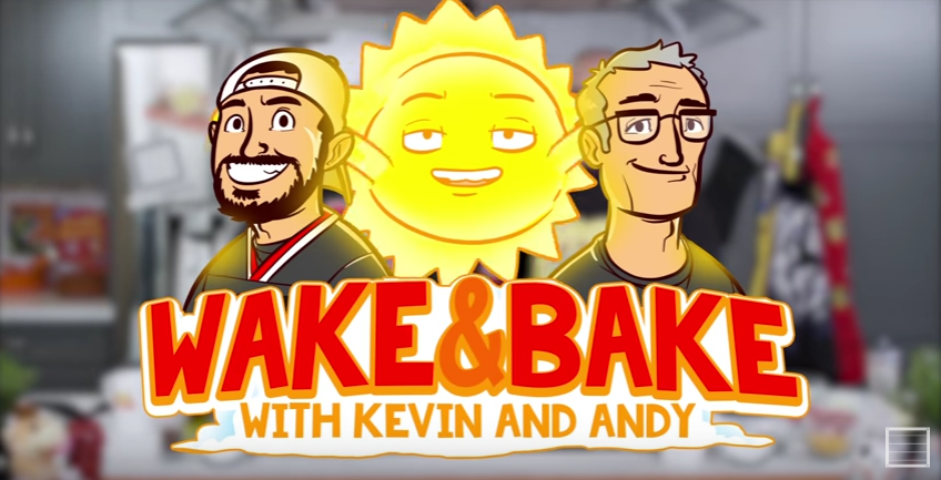 Exclusive: Wake and Bake Interview with Andy McElfresh!