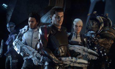 Mass Effect: Andromeda Personality Pathfinder