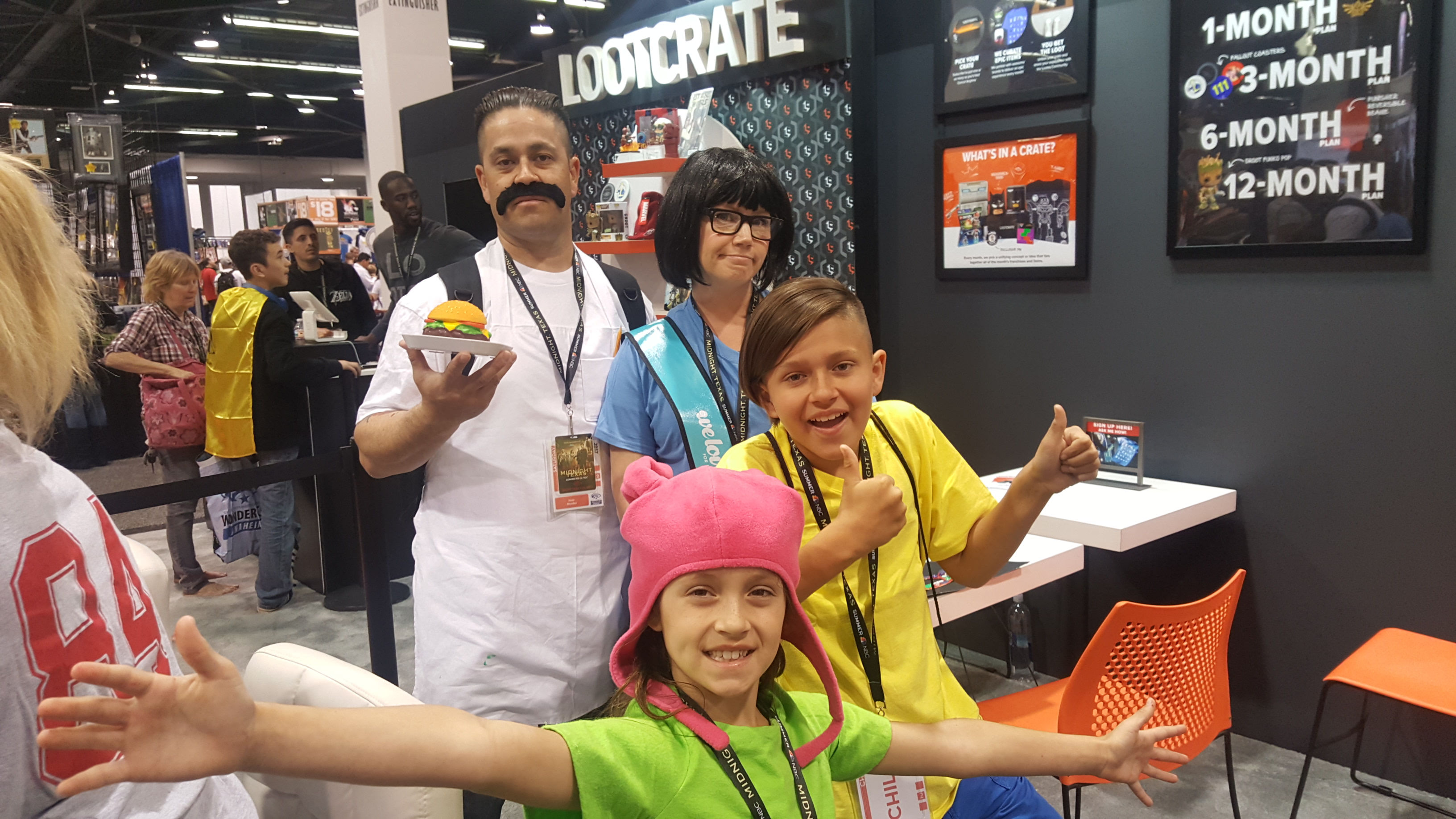 Con Season Is On!: Where to Find Us at WonderCon 2018