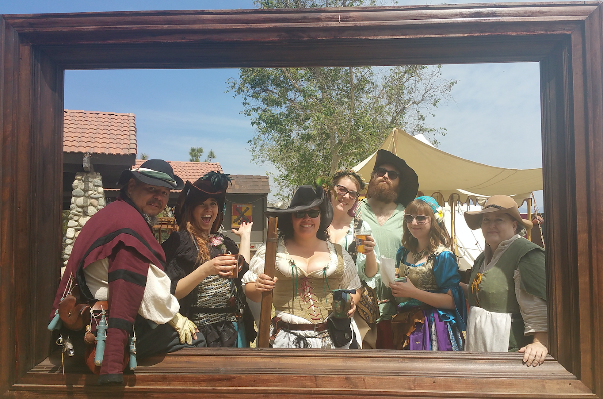 Ren Faire Season!: California's Renaissance Pleasure Faire