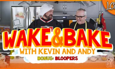 Wake and Bake with Kevin Smith and Andy McElfresh: Bloopers