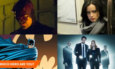 Loot Crate Quiz: Which Hero Are You?