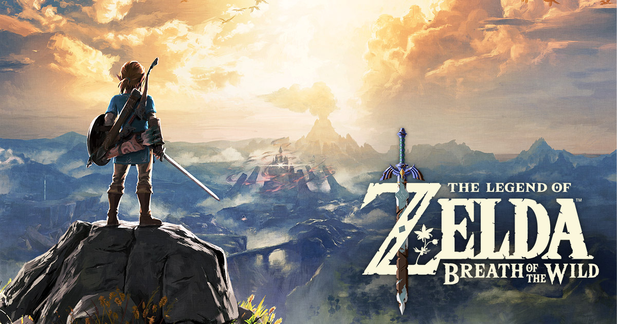 Looter Love: 'The Legend of Zelda: Breath of the Wild' T-Shirt