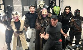 Behind the Scenes of the 'Guardians' Theme Video