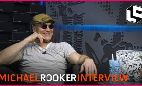 VIDEO: Exclusive Chat with 'Guardians of the Galaxy Vol. 2's Michael Rooker!