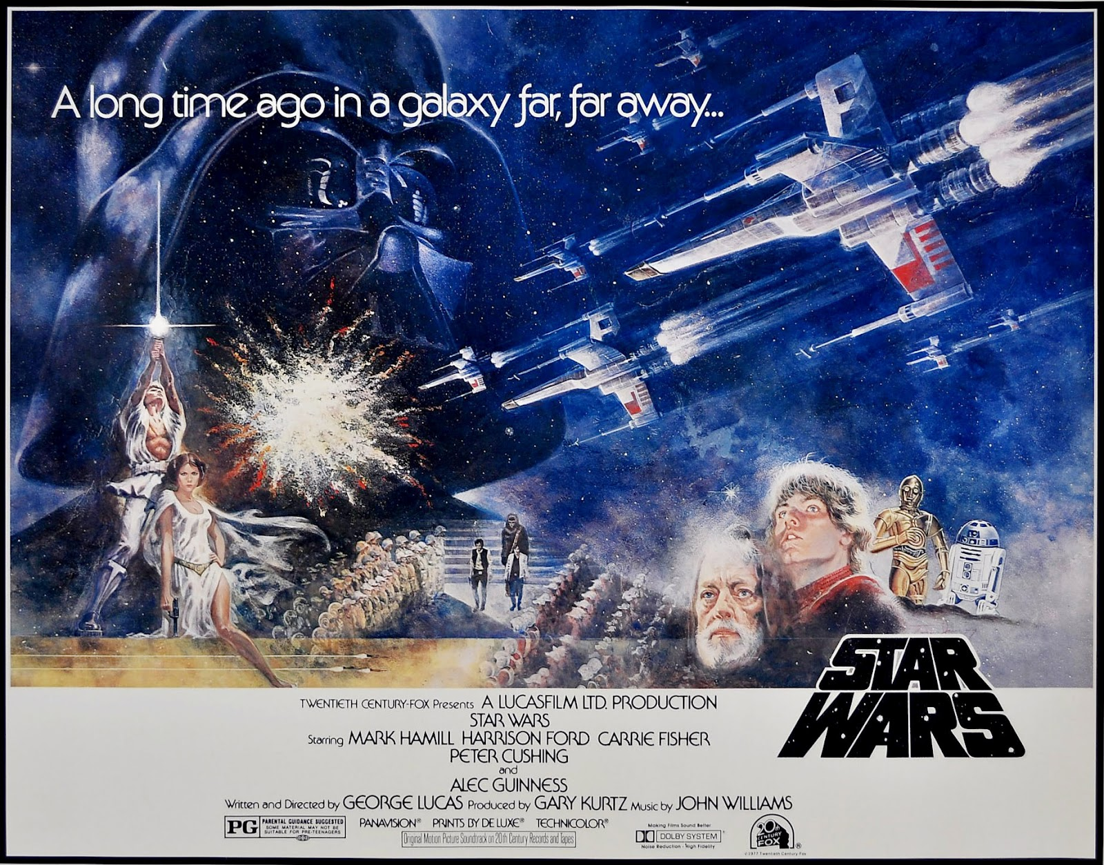 'Star Wars' is 40! And So Are These Things…