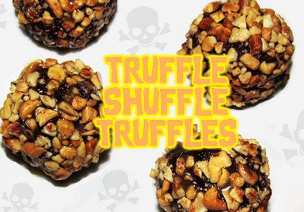 Loot Recipe: Make Some Truffle Shuffle Truffles!