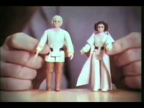 Video Vault: May the Fourth Be With These 70's Star Wars Toys!