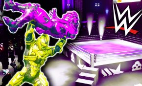 Video Vault: Wrestling in Halo 5!? Awesome Halo 5 Custom Map!
