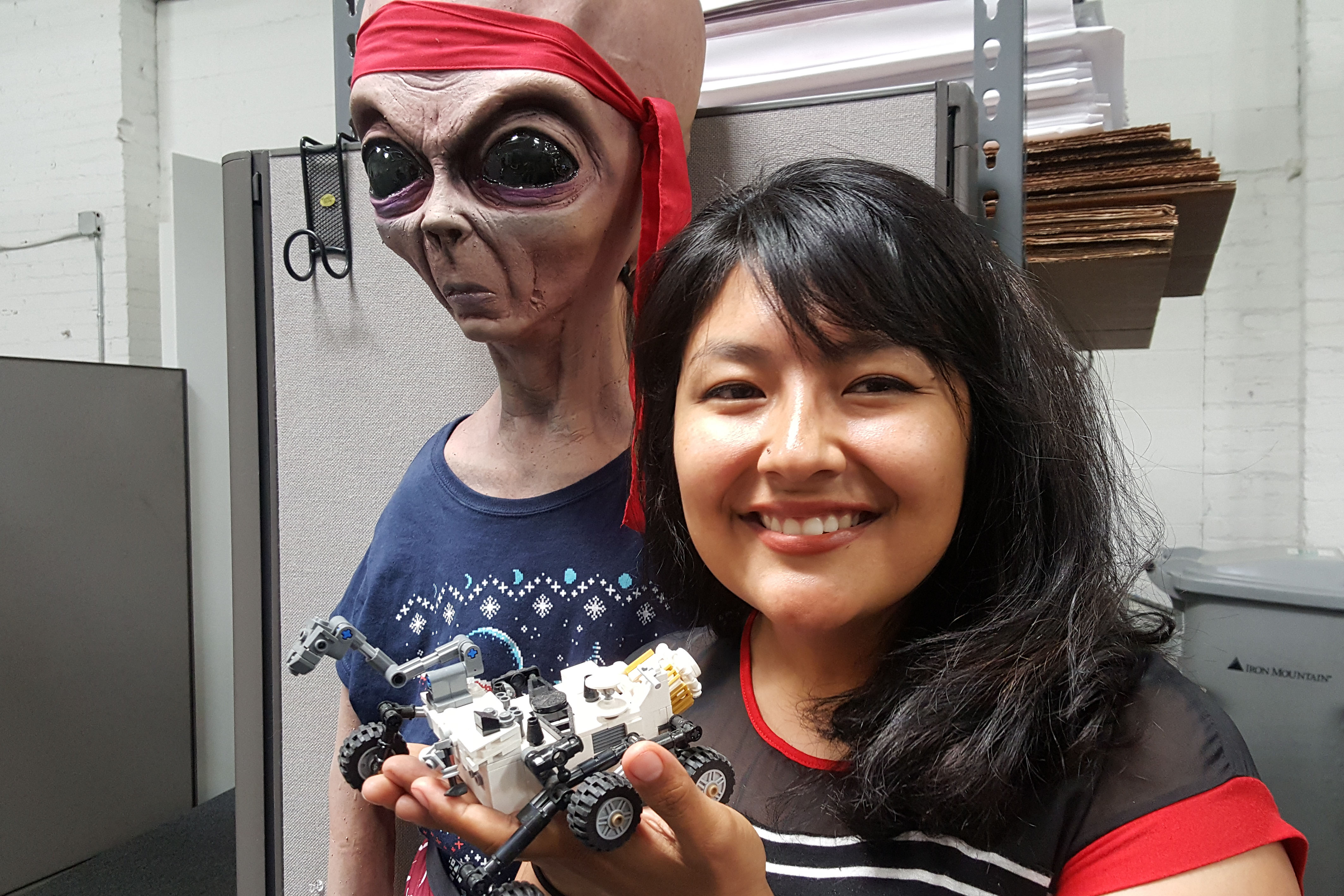 Behind the Crate: Interview with Project Manager Debbie Hernandez!
