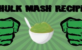Code Green: Make 'Hulk-Mash' For Dinner Tonight!