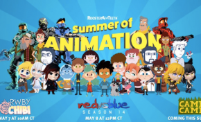 Get Ready for Rooster Teeth's Summer of Animation!