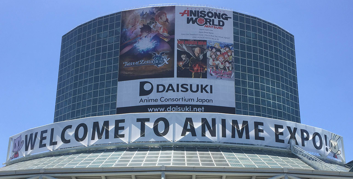 #AX2017: Announcements, World Premieres + More at Anime Expo!
