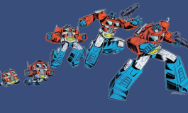 Behind the Crate: Interview with 'Transformers' Artist Marcelo Matere