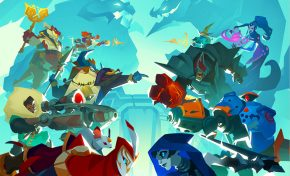 Interview: Motiga Senior Concept Artist Devon Cady-Lee on GIGANTIC!