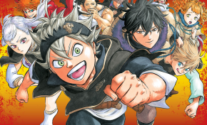 Loot Anime: Watch 'Black Clover' This October!