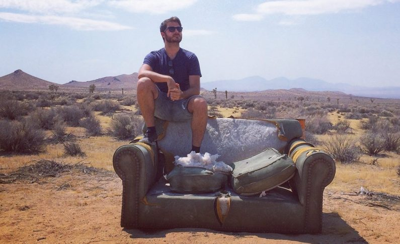 Behind the Crate: Interview with Content Producer Adam Murray!