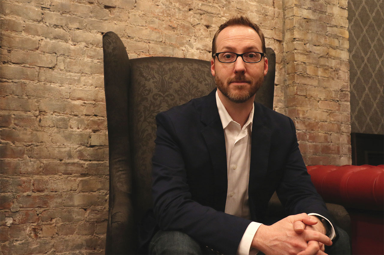 Exclusive: Interview with 'Lore' Creator Aaron Mahnke + WIN a Signed Book!