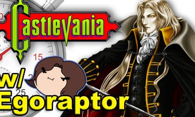 Video Vault: A Brief History of 'Castlevania' by The Game Theorists!