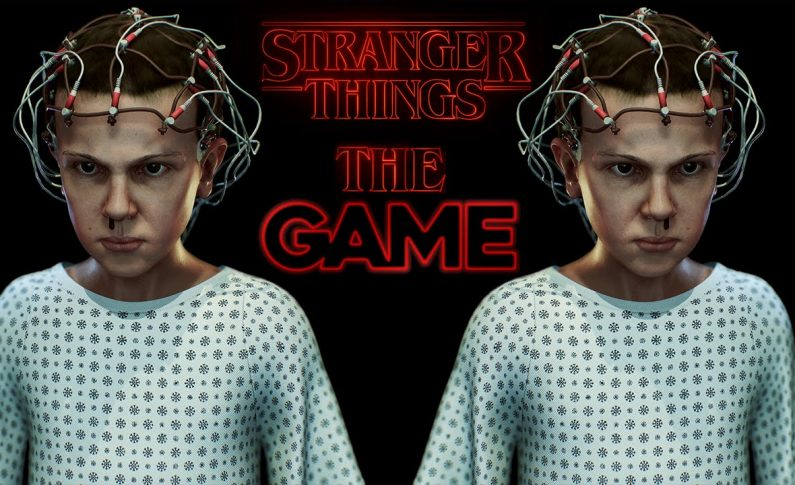 Video Vault: What If Stranger Things Was a Triple A Video Game?