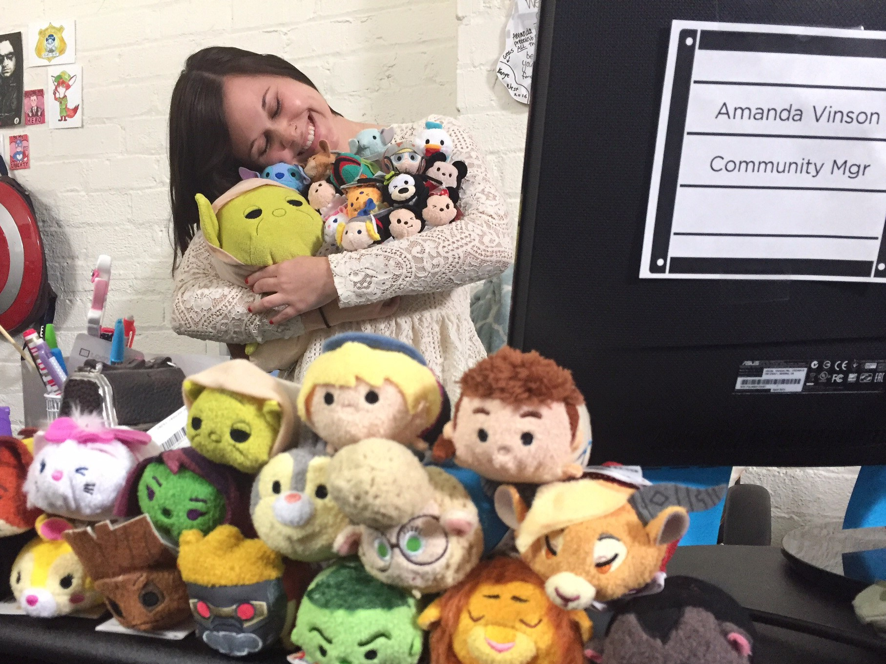 Behind the Crate: Interview with Senior Community Manager Amanda Vinson!