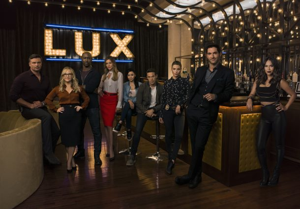 Exclusive: Cast and Showrunners Explore Identity on 'Lucifer' Season 3