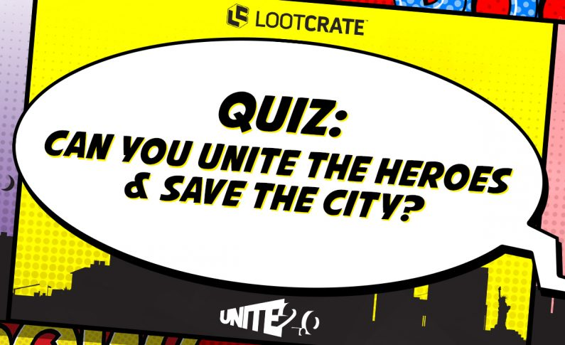Quiz: Can You Unite the Heroes And Save the City?