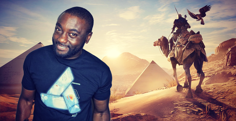 Exclusive: Interview with Andrien Gbinigie on Assassin's Creed Origins!