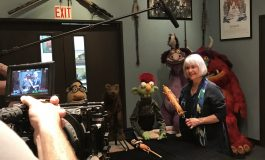 Exclusive: Video Interview with Puppet Builder Julie Zobel of Jim Henson's Creature Shop!