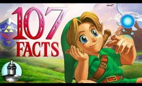 Video Vault: The Leaderboard's 107 Facts On Legend of Zelda: Ocarina of Time!