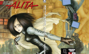 Battle Angel Alita Interview with Creator Yukito Kishiro