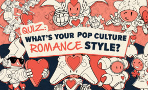 QUIZ: What's Your Pop Culture Romance Style?