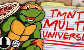 Video Vault: Is the TMNT Multi-Verse Theory Canon?