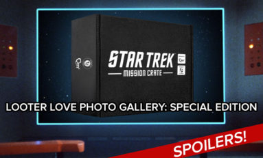 Looter Love Special Edition: Your Star Trek Mission Crate Photos! (SPOILERS)