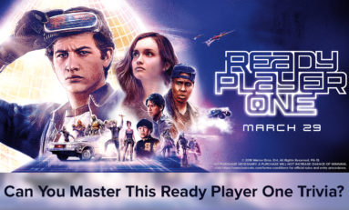 Can You Master This Ready Player One Trivia?