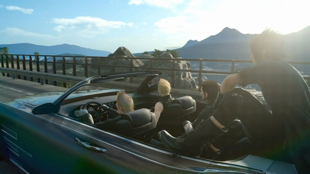 Gaming: Final Fantasy XV Brings My Nostalgia Back