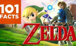 Video Vault: 101 Facts about The Legend of Zelda!